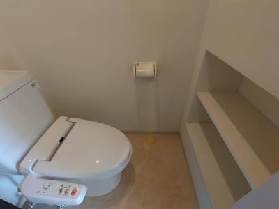 【トイレ】エスティライフ大阪都島