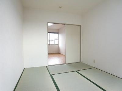 【和室】ロワイヤルセジュールB棟