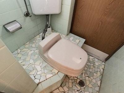 【トイレ】彦島西山町3丁目貸家