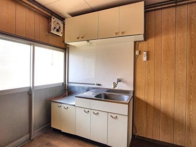 【キッチン】彦島西山町3丁目貸家