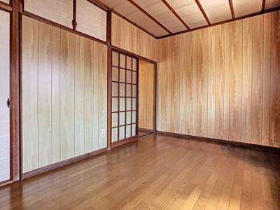 【洋室】彦島西山町3丁目貸家
