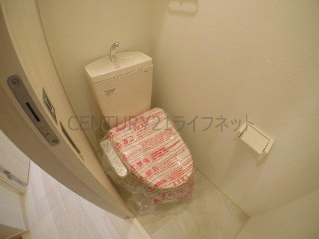 【トイレ】プレジオ新大阪ルージュ