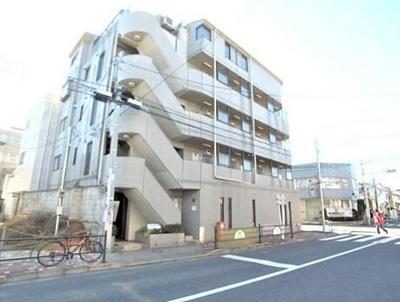 中村橋駅から徒歩6分のオートロックマンション!