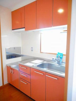 【キッチン】グリ-ンハウスB