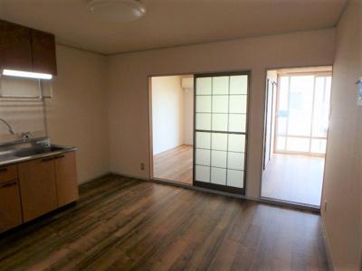 【浴室】コーポプレジール A棟