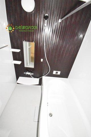 【浴室】鴻巣市原馬室19-1期 新築一戸建て リナージュ 05