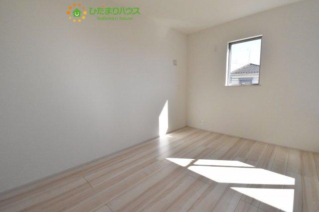 【寝室】鴻巣市原馬室19-1期 新築一戸建て リナージュ 05