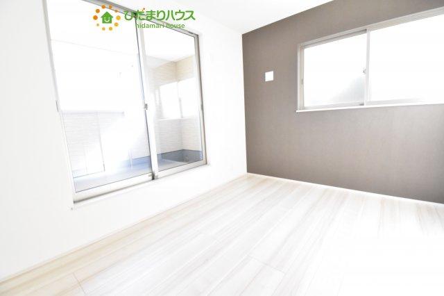 【洋室】鴻巣市原馬室19-1期 新築一戸建て リナージュ 05