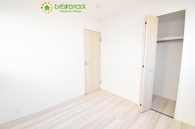 【収納】鴻巣市原馬室19-1期 新築一戸建て リナージュ 05