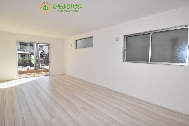 【居間・リビング】鴻巣市原馬室19-1期 新築一戸建て リナージュ 05