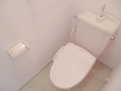 【トイレ】ルミエール・ド・エスト・