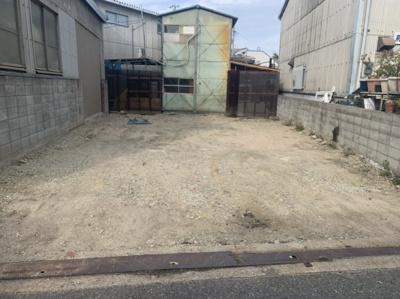 【外観】下坂部4丁目一括貸駐車場