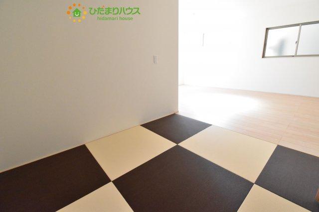 【和室】鴻巣市原馬室19-1期 新築一戸建て リナージュ 06