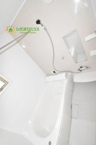【浴室】鴻巣市原馬室19-1期 新築一戸建て リナージュ 06