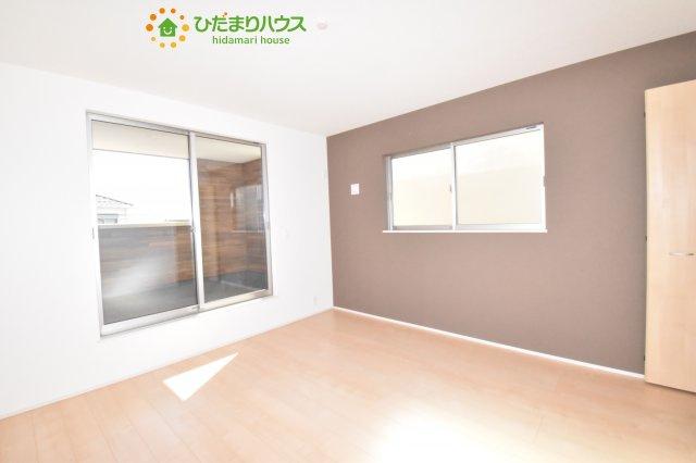 【寝室】鴻巣市原馬室19-1期 新築一戸建て リナージュ 06