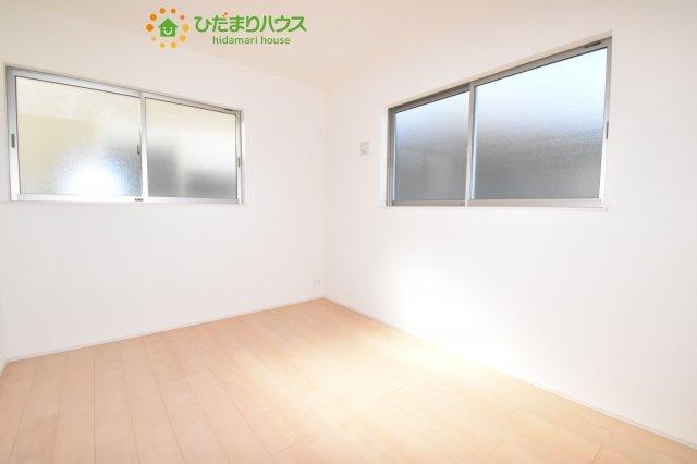 【子供部屋】鴻巣市原馬室19-1期 新築一戸建て リナージュ 06