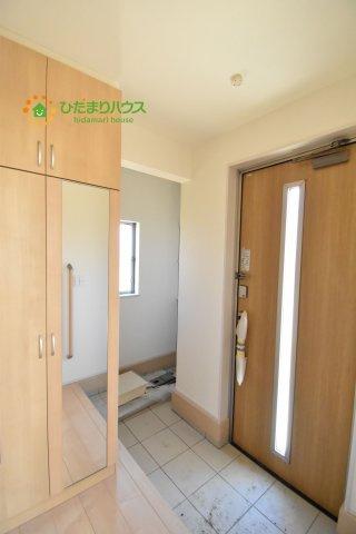 【収納】鴻巣市原馬室19-1期 新築一戸建て リナージュ 06