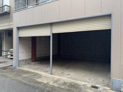 【外観】辻本マンション1階店舗 南
