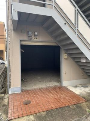 【外観】辻本マンション1階店舗 北