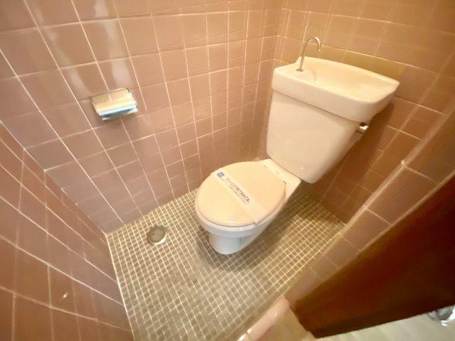 【トイレ】筈谷マンション