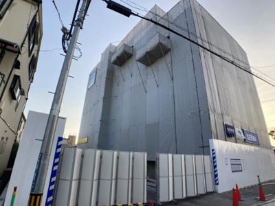 【外観】(仮称)合名会社エーワイ企画様マンション