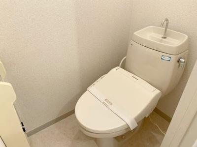 【トイレ】フラワーハイツ菅谷 A