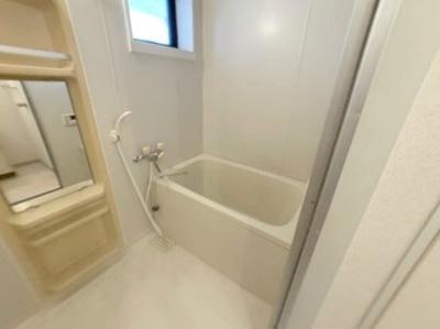 【浴室】フラワーハイツ菅谷 A