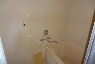 【浴室】茨城県筑西市布川一棟マンション