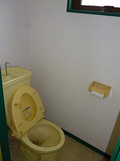 【トイレ】茨城県筑西市布川一棟マンション