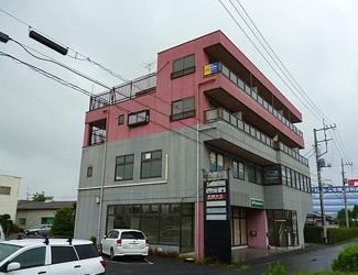 【外観】茨城県筑西市布川一棟マンション