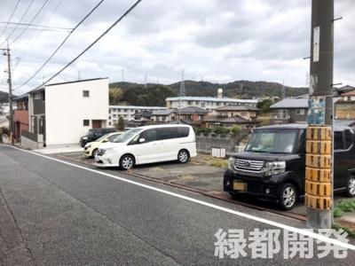 【外観】長府古城町MN駐車場