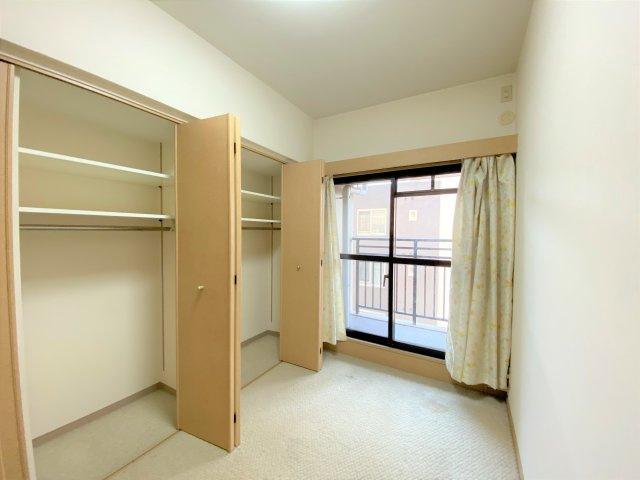 【寝室】ファミール夕陽ヶ丘学園坂 ☆南東角部屋