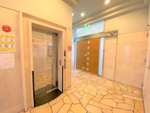 【エントランス】ファミール夕陽ヶ丘学園坂 ☆南東角部屋