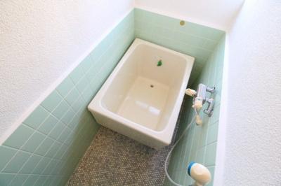 【浴室】オオタニサンクレバー