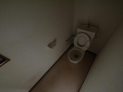 【トイレ】KM学園前ビル