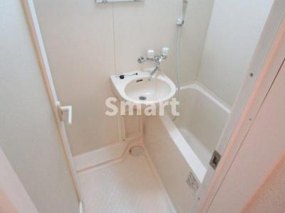 【浴室】ヒグチビルⅡ