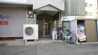 【設備】コスモトム日本橋Ⅱ