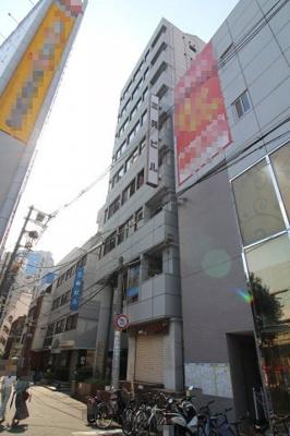 【外観】三共ビル