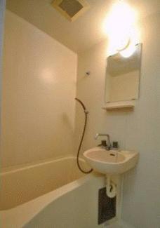 【浴室】《高利回り!周辺環境◎!》前橋市天川大島町2丁目一棟アパート