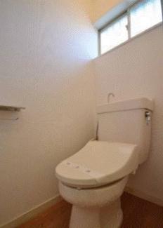 【トイレ】《高利回り!周辺環境◎!》前橋市天川大島町2丁目一棟アパート