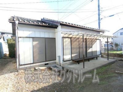 横川町貸家の外観 お部屋探しはグッドルームへ