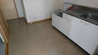 【キッチン】サンテラスウエハラⅡ