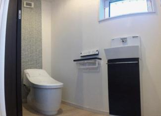 【トイレ】高崎市上並榎町 新築戸建
