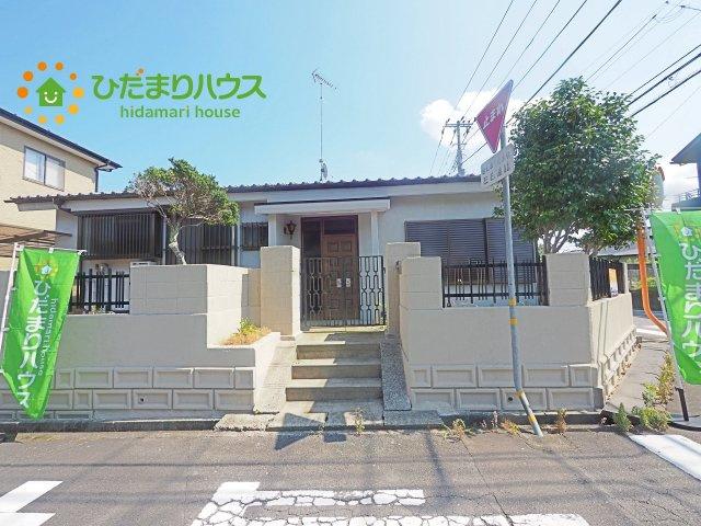 【外観】土浦市小岩田東 中古戸建