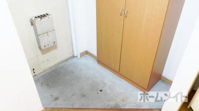 【玄関】ハイツタンモト