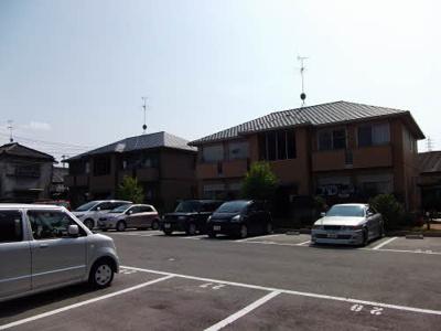 【駐車場】ディアス福泉