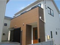 岐南町八剣北 新築建売 お車スペース3台可能の延長敷地 ウォークインクローゼットありの画像