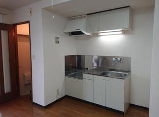 【キッチン】函館市的場町一棟マンション