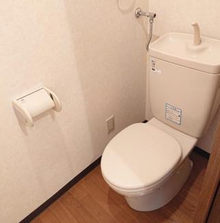 【トイレ】函館市的場町一棟マンション