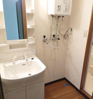 【独立洗面台】函館市的場町一棟マンション